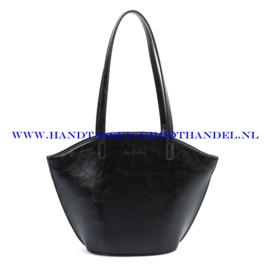 N72 Handtas Ines Delaure 1682516 zwart