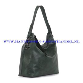 N38 Handtas Ines Delaure 1682221 empire (groen)