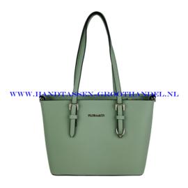 N73 Handtas Flora & Co F9179 vert claire (groen)