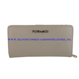 N24 portemonnee Flora & Co k1699 gris souris (grijs)