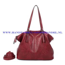 N39 Handtas Ines Delaure 1682870 bordeaux
