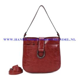 N117 Handtas Ines Delaure 1682697 brique (bruin - rood)