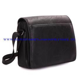 N41 Men bag Blue Smith H163 zwart
