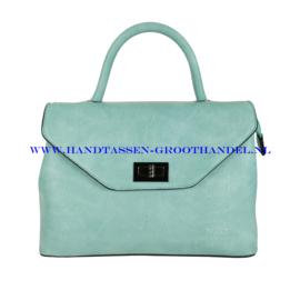 N103 Handtas Qischa 1681457m turquoise