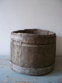 Antieke Zweedse ton / tobbe SOLD