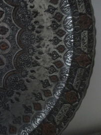 Oude marrokaanse schaal SOLD