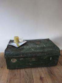 Antieke koffer XXL