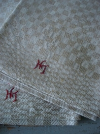 Oude franse linnen  SOLD