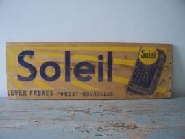 Oude Franse reclameplaat/bord SOLD