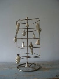 Oude etagere / display SOLD