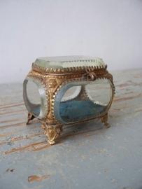 Antiek juwelendoosje SOLD