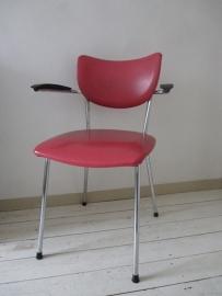 Vintage bureaustoel  De Wit SOLD