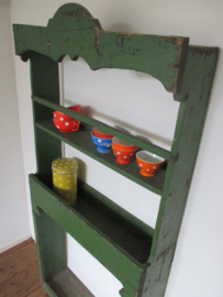 Oud Frans boeren keukenrek / keukenkast  SOLD