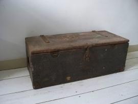 Shabby oude kist SOLD