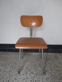 Industriele schoolstoelen
