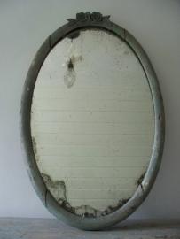 Antiek Frans spiegeltje SOLD
