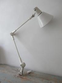 Industriele bureaulamp / wandlamp SOLD