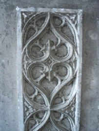 Antiek ornament gotische SOLD