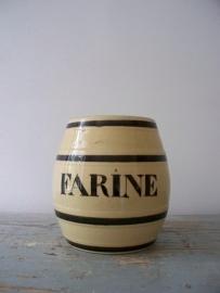 Farine pot SOLD