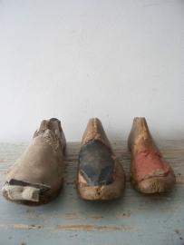 Oude Franse schoenmallen SOLD