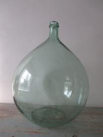 Glazen fles / gistingsfles XL SOLD