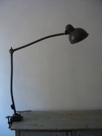 Kaiser idell lamp SOLD