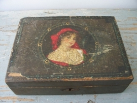 Oude Franse doos SOLD
