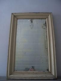 Oude Franse spiegel SOLD