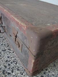 Antieke Franse koffer
