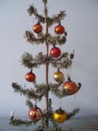 Oude antieke kerstballen SOLD