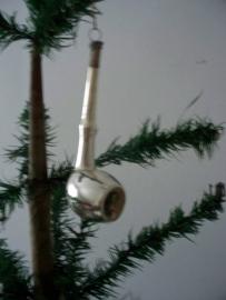 Oude antieke kerstbal / pijp SOLD