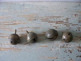 Antiek Franse bellen, jinglebells SOLD