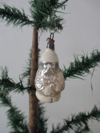 Oude kerstman  / kerstbal SOLD