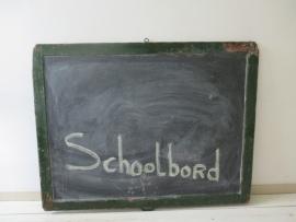 Schoolbord SOLD