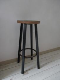 Industriele ateliers kruk (Hoog model) Sold