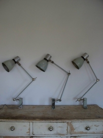 Industriele lampen SOLD