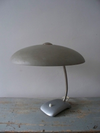 Oude  bureaulamp SOLD