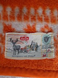 Vintage  kinderdeken / boxkleed van abee