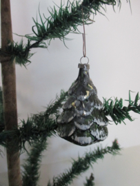 Oude antieke kerstbal / kerstboom SOLD