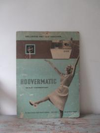 Oude reclameplaat Vintage SOLD