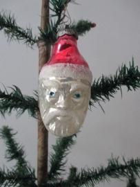 Oude kerstman  / kerstbal