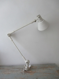 Industriele bureaulamp / wandlamp SOLD