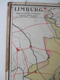 Oude schoolplaat Limburg SOLD