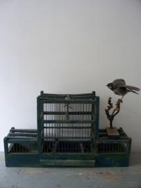 Franse vogelkooi / klepkooi SOLD