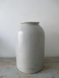 Oude gres pot XXL SOLD