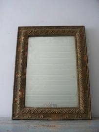 Oud Frans spiegeltje SOLD