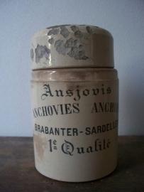 Oude Franse voorraadpot SOLD