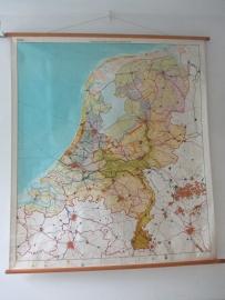 Oude schoolplaat Nederland SOLD
