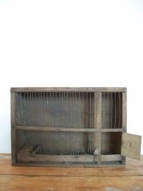 Oude vogelkooi