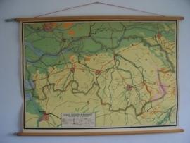 Oude schoolplaat Noord Brabant SOLD